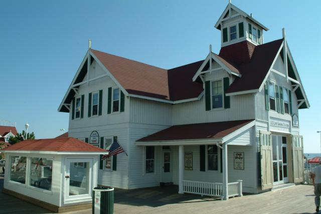 Ocean City Life Saving Station